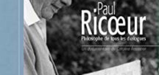 """Couverture du livre """"Paul Ricoeur (Philosophe de tous les dialogues)"""""""