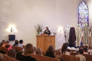 un culte de l'Eglise Protestante de Genève