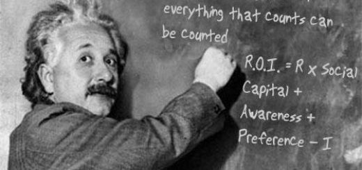 Albert Einstein (illustration) - 'Not everything that can be counted counts, & not everything that counts can+be+counted+-+Einstein' http://www.flickr.com/photos/50698336@N00/6087889504 Found on flickrcc.net