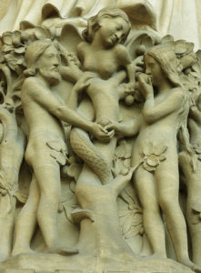 Illustration : sculpture de 'Lilith, Adam et Ève' http://www.flickr.com/photos/153656233@N04/36448325714 Found on flickrcc.net