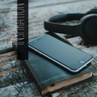 Une Bible, un casque audio, et un smartphone - Instagram de l'EPG