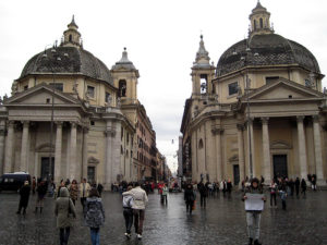 Image: 'Piazza del Popolo' http://www.flickr.com/photos/82129006@N00/2177089885 Found on flickrcc.net