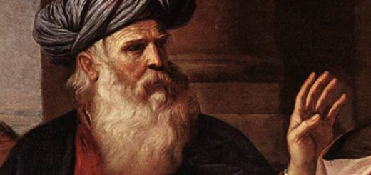 Abraham - peinture de le Guerchin