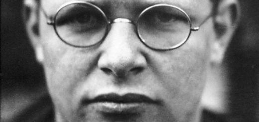 Dietrich Bonhoeffer - wikicommons