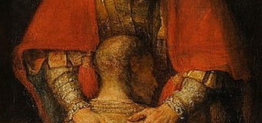 Le Retour de l'enfant prodigue (Rembrandt) | Wikicommons