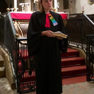 pasteure Carolina Costa - Eglise Protestante de Genève