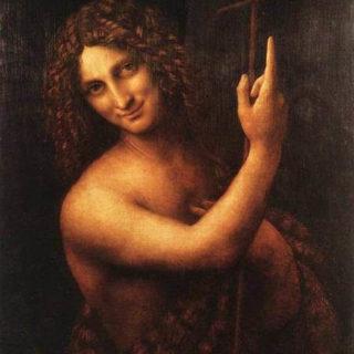 Leonard de Vinci : Jean-Baptiste