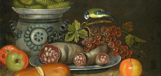 illustration : peinture italienne du XVIIe