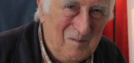 Jean Vanier - photo trouvée sur Wikicommons