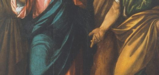 Veronese - Jésus et ses disciples