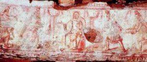 image chrétienne des premiers siècles : nativité