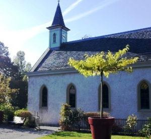 Chapelle d'Anières - Genève