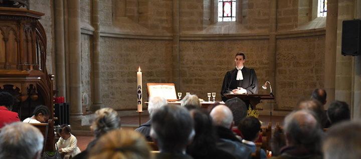 culte protestant - église de Genève