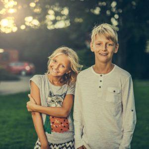 Sœur et frère - Image parJanko Ferlic de Pixabay