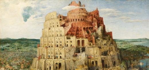 Pieter Bruegel - La tour de Babel