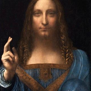 Le Salvator Mundi de Léonard de Vinci