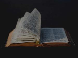 Bible - image de pixabay.com