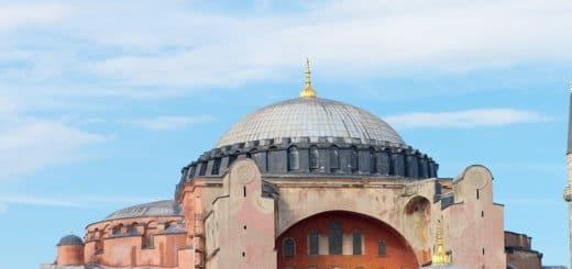 Sainte Sophie à Constantinople - Image par Ion Oroles Manolache de Pixabay