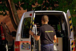 un ambulancier - Image parGianni Crestani de Pixabay