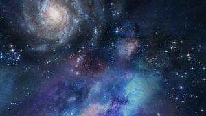 étoiles et galaxies dans le ciel lointain - Image parAlex Myers de Pixabay