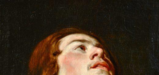 Oost - apôtre Jean - peinture XVIIe