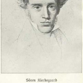 Soren Kierkegaard - dessin