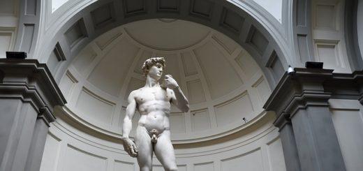 Le David de Michel-Ange - Image par GERVASIO RUIZ de Pixabay