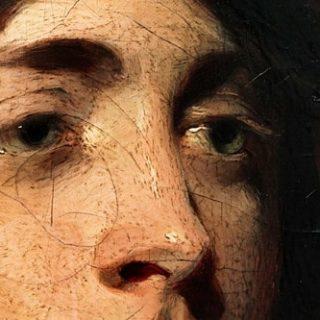 un regard embué - Image: 'Sir Thomas Lawrence, 1769-1830, portrait de Charles+William+Bell,+1798,+dét.,+musée+des+Beaux-Arts+de+Valence,+exposition' http://www.flickr.com/photos/63117127@N02/48863958242 Found on flickrcc.net