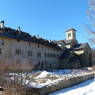 abbaye cistercienne - Image par claude alleva de Pixabay