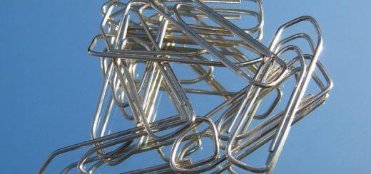 trombone, attache à papiers - Image par Gaby Stein de Pixabay