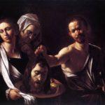 Salomé avec la tête de saint Jean-Baptiste (Le Caravage, 1610)
